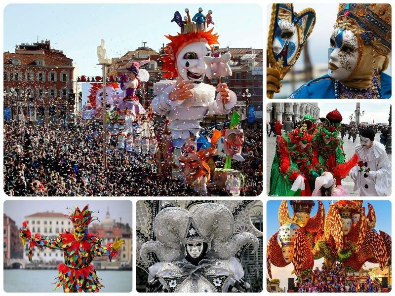 Карнавал в Венеции 2017. Какого числа, программа