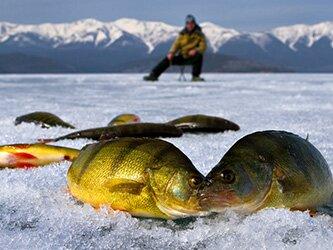 Зимняя рыбалка. Открытие сезона 2016 - 2017