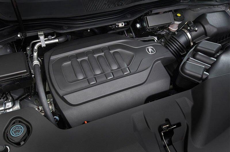 2017 Acura MDX. Последние новости, официальные фото, тест драйв