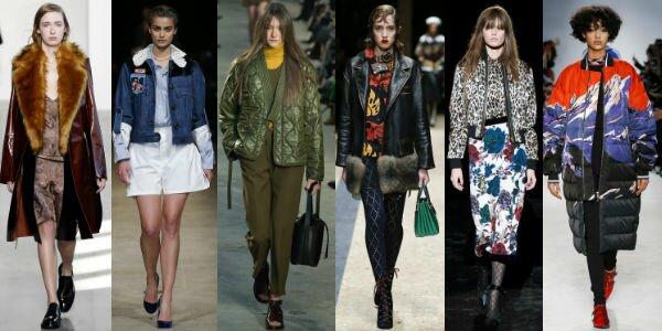 Куртки весна 2017
