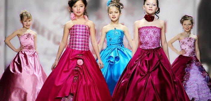 Платья для девочек 2017