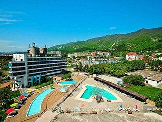 Сосновая роща Абхазия 2017