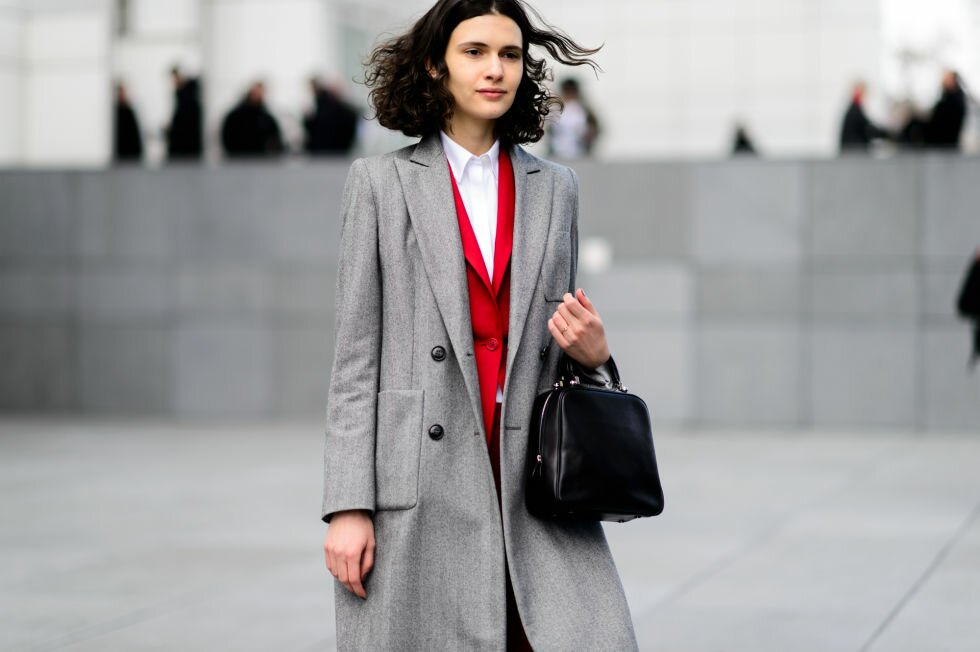 Уличная мода осень-зима 2016-2017. Модные тенденции