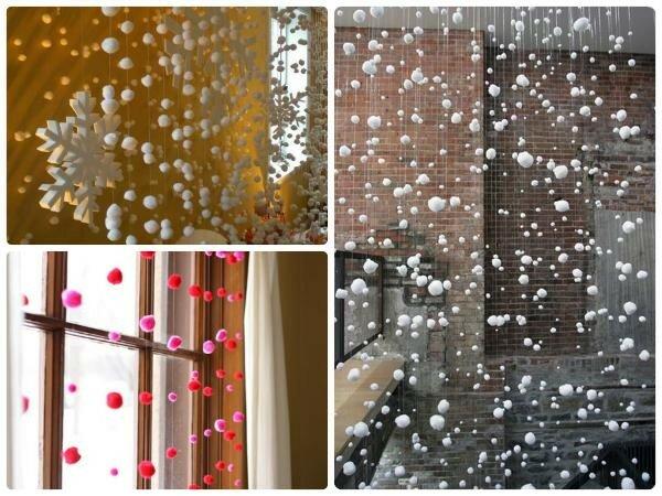 Поделки из ватных тампонов и ватных палочек