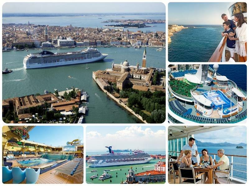 Круизы по Средиземному морю 2017. Раннее бронирование