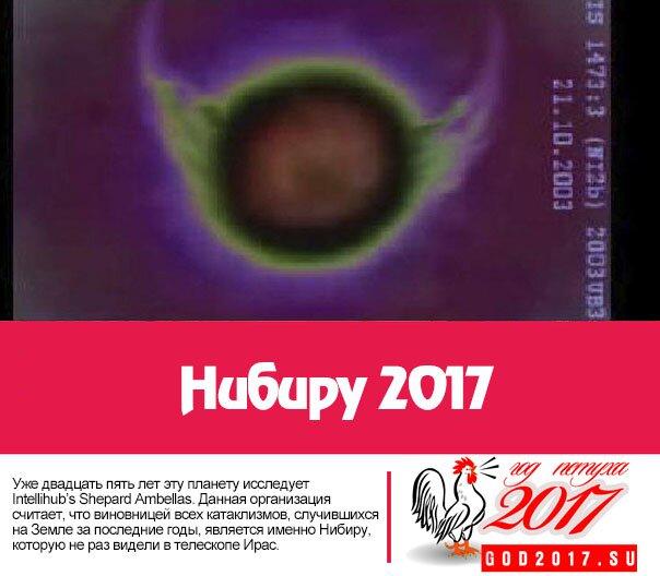 Нибиру 2017