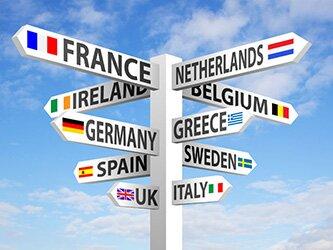 Страны шенгенского соглашения 2017