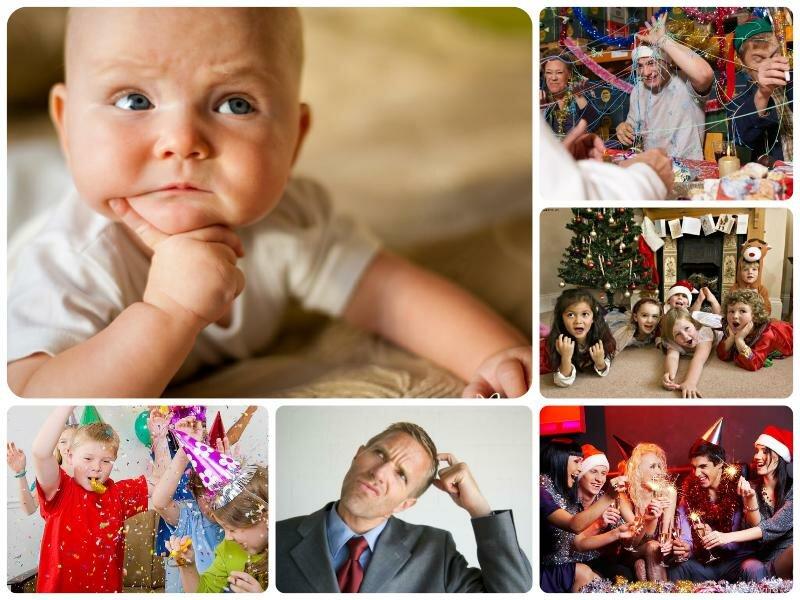 Загадки на Новый год 2017 для детей и взрослых. Шуточные с ответами