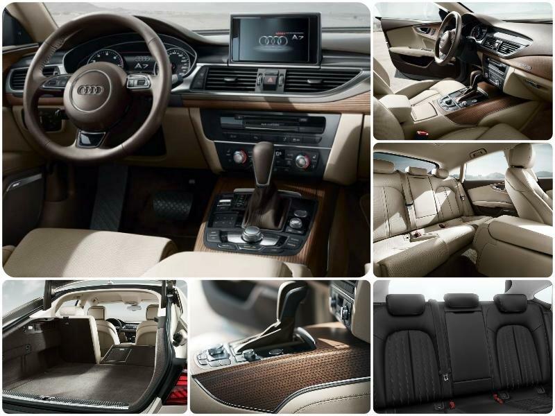 Новый Ауди А7 2017 модельного года. Последние новости, фото, тест драйв