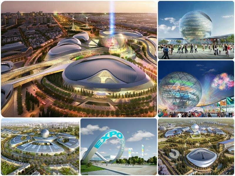 ЭКСПО 2017 - Астана. Расписание выставки, цена билетов