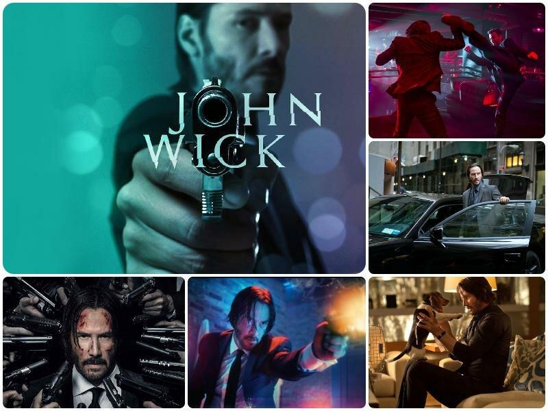 Фильм Джон Уик 2 2017. Актеры, дата выхода в России, смотреть трейлер на русском