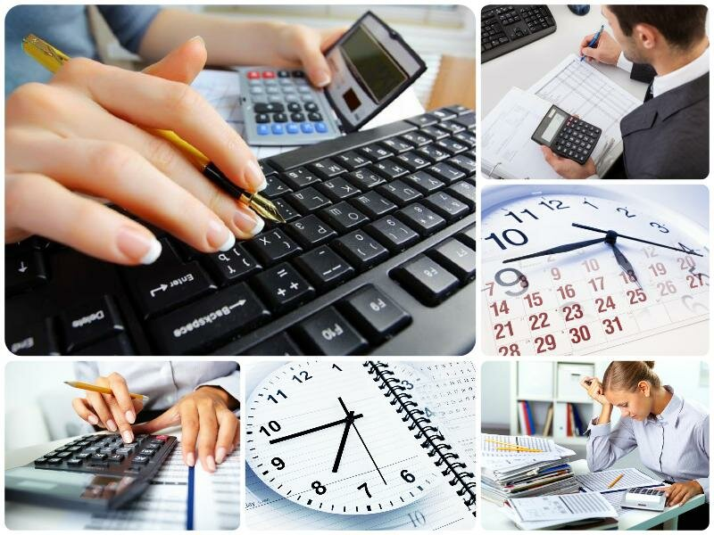 Календарь бухгалтера на 2017 год