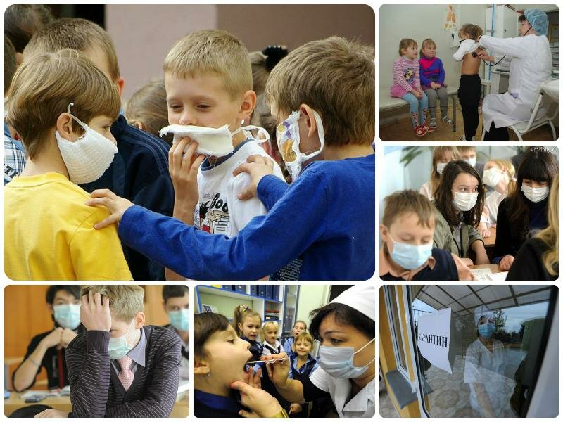 Карантин в школах Ульяновска 2017. Последние новости