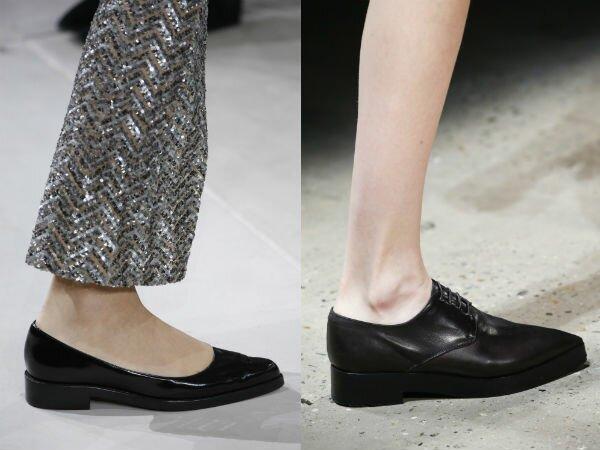 Модные туфли 2017 года. Тенденции, фото