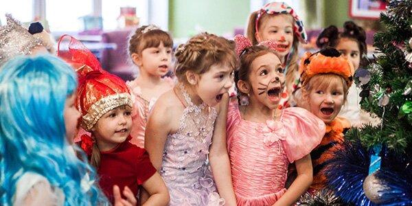 Новогодние елки для детей 2016 - 2017 СПб