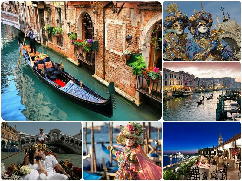 Отдых в Венеции 2017. Раннее бронирование