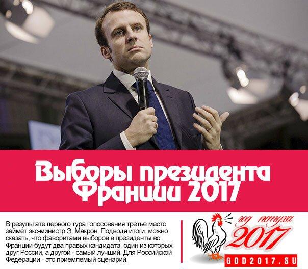 Выборы президента Франции 2017