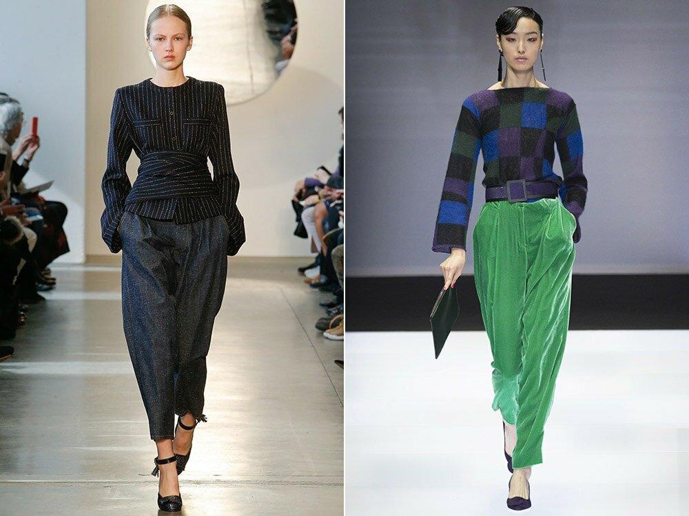 Женские брюки 2017