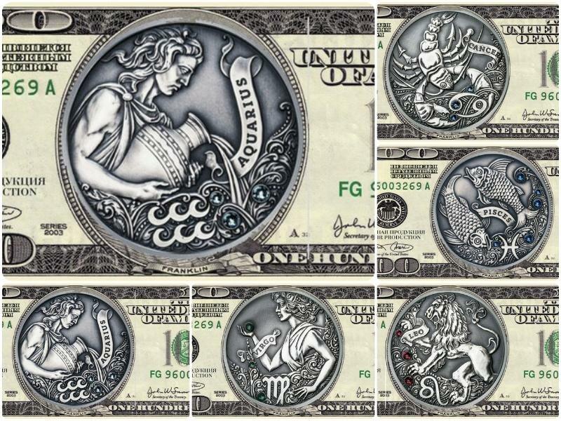 Финансовый гороскоп 2017 по знакам зодиака