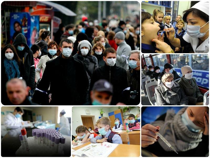 Когда закончится эпидемия гриппа в 2017 году в России