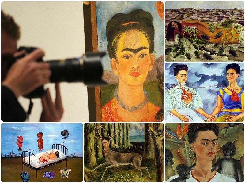 Выставка Фриды Кало 2017 в России. В каких городах будет, дата проведения